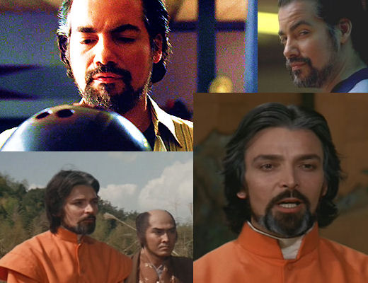 Sam Weiss (Fringe) and Father Alvito (Shogun)