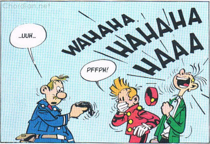 Spirou and Fantasio: The Dictator and the Mushroom
