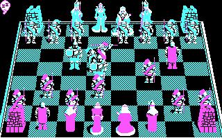 Battle Chess (CGA)