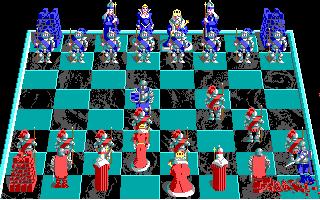 Battle Chess (EGA)