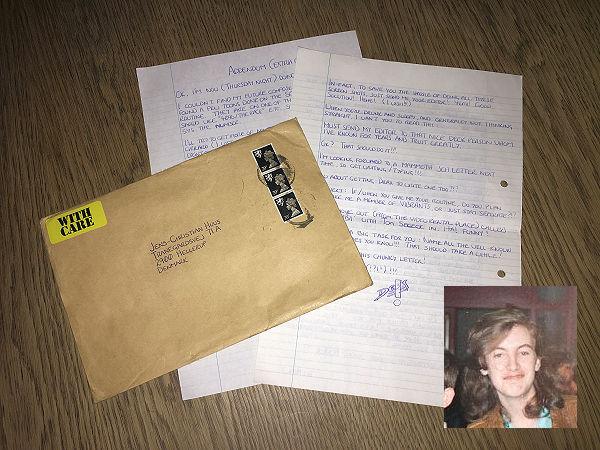 Deek's Letter