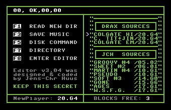 JCH Editor v3.04 (Directory)
