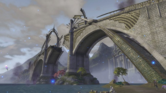 Divine Landing