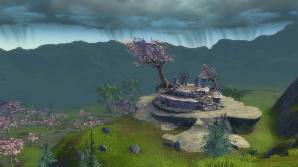 Moonshade Highlands