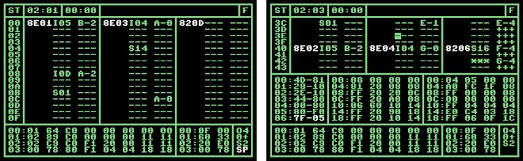 JCH's music editor (C64)