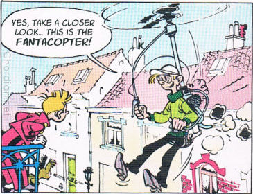 Spirou and Fantasio: Spirou and the Heirs