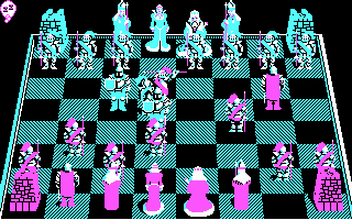 Battle Chess (CGA)