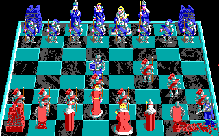 Battle Chess (EGA)