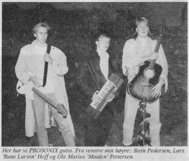 Prosonix