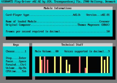 Selector Screen