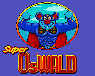 Super OsWald (Title)