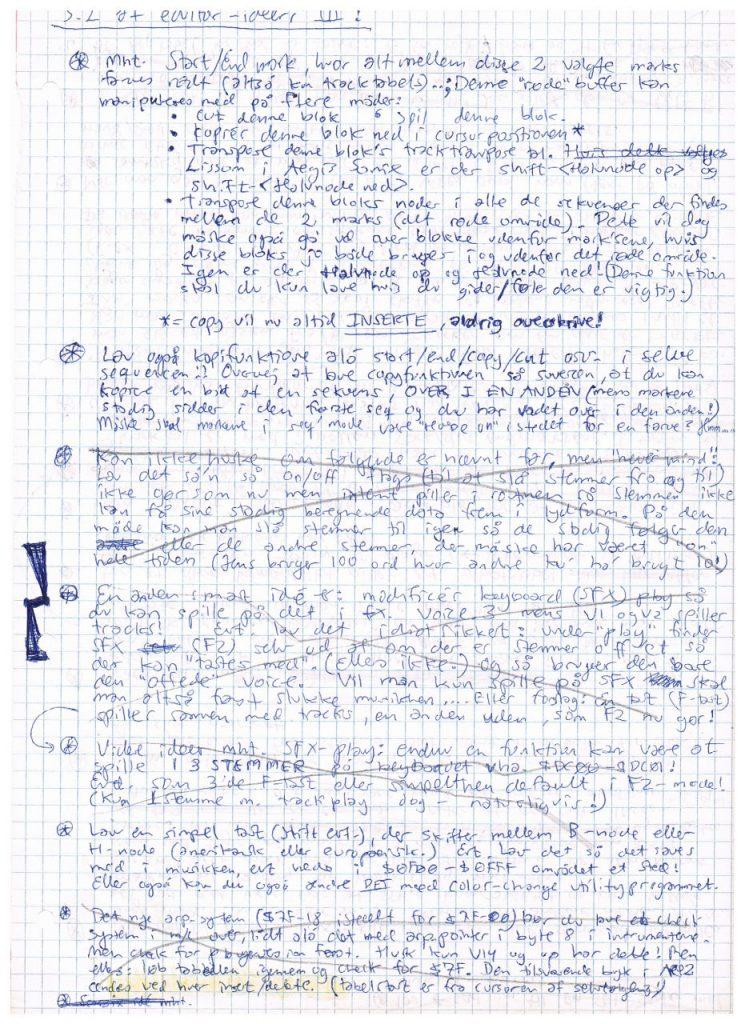 Editor Ideas III (Page 2)