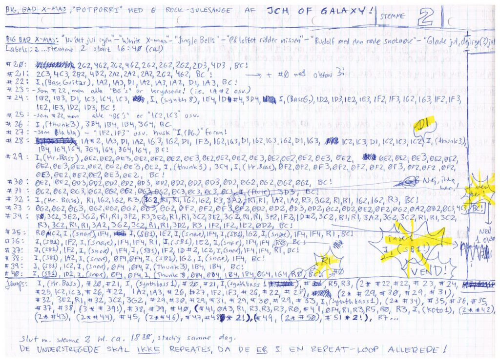 OldPlayer Big Bad X-Mas (Page 2)