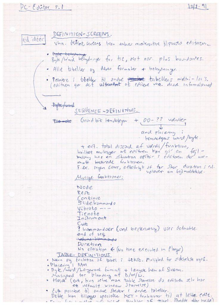 PC Editor Ideas 1991 (Page 1)