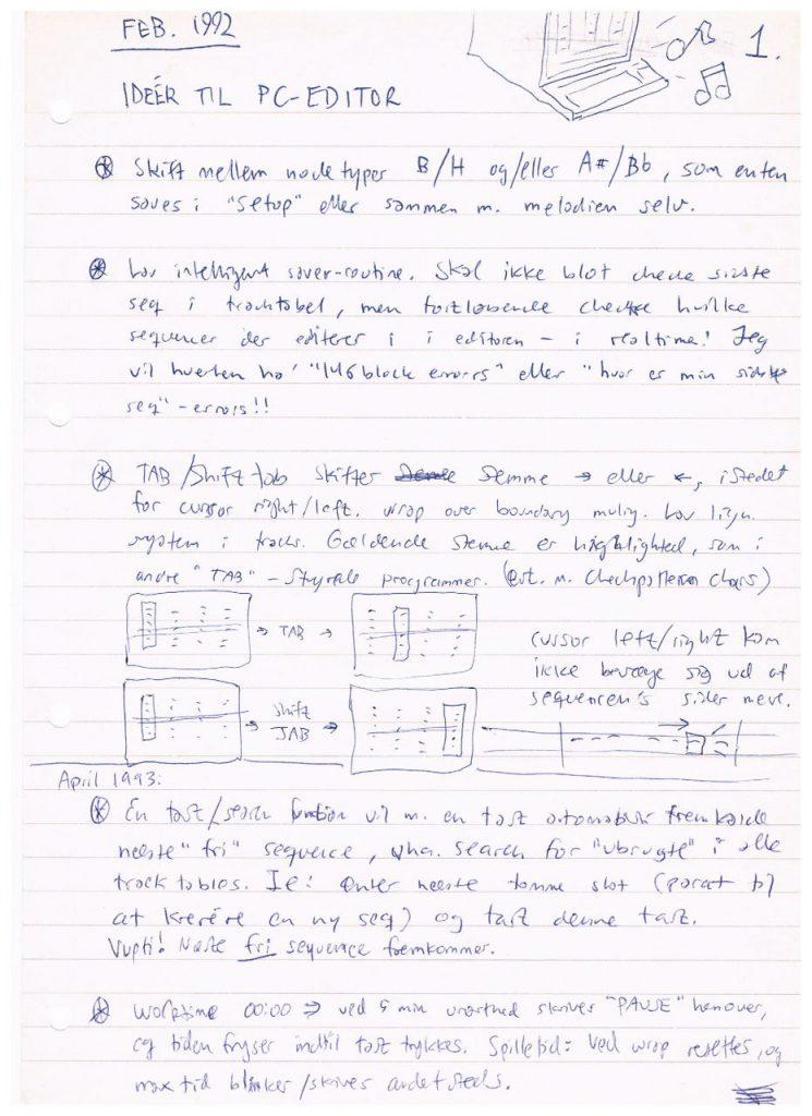 PC Editor Ideas 1992