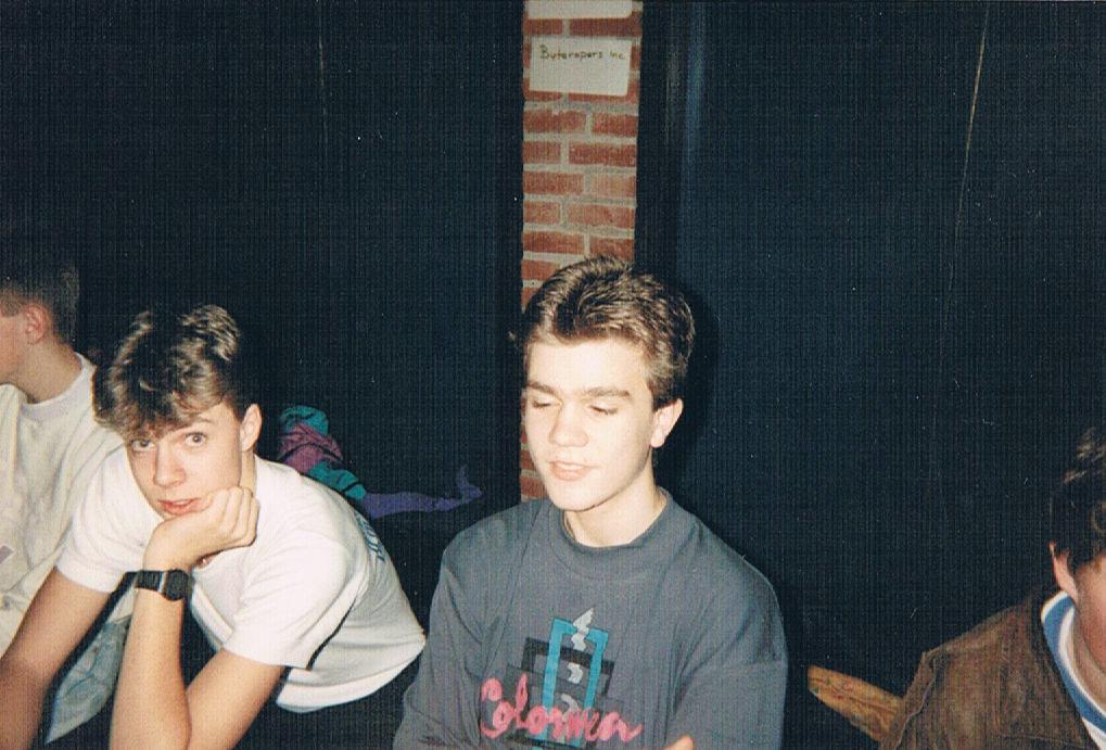 Randers Demo Party 1989